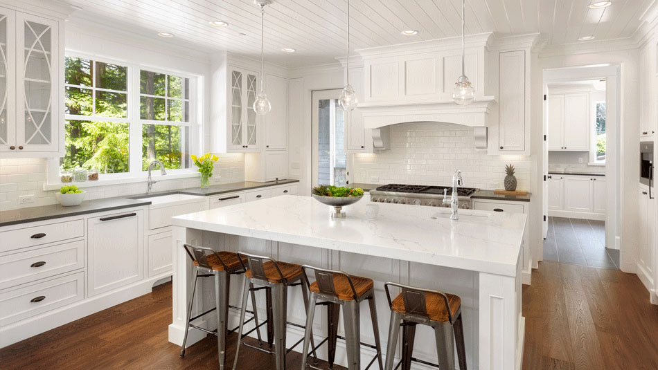 top 4 tips to help keep your kitchen clean